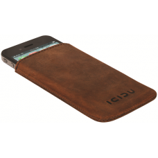 ICIDU iPhone 4/4S Leather Pouch